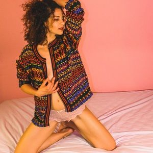 Vintage Oversize United Colors of Benetton Sweater